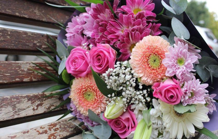 conserver les fleurs coupées en pot